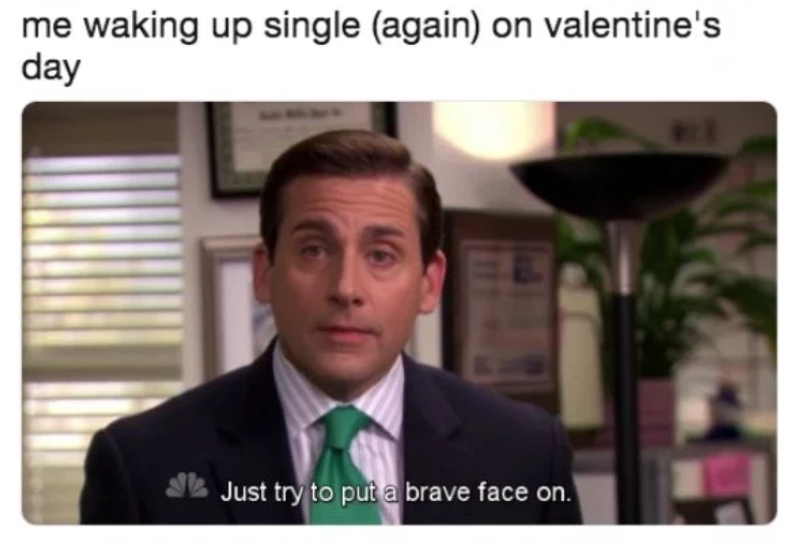 Now that Valentine's Day is Over!