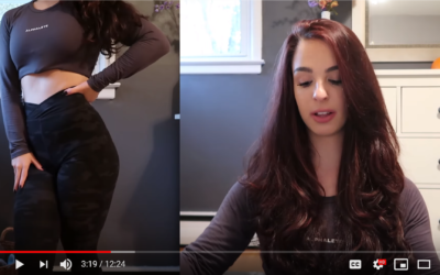 Alphalete Try On Review by Emily