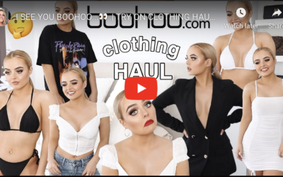 2020 Boohoo Review & Try On by Conagh