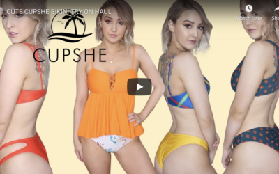 2020 Cupshe Bikini Review by Amea