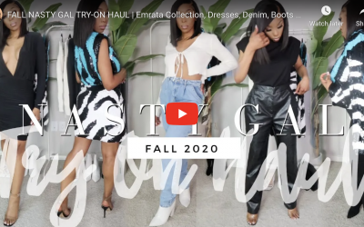 2020 Nasty Gal Clothing Sale by Ashley