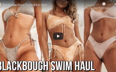Blackbough Winter Swimwear Sales + Try On