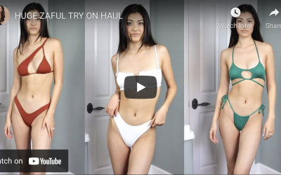 End of Summer Try On Review by Zaful