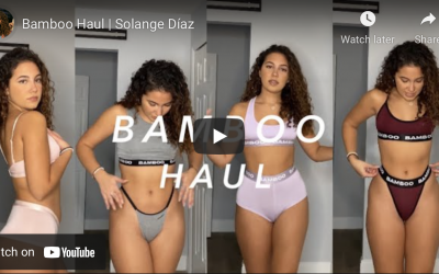 Huge Fall Intimates Sale ft. Bamboo Underwear